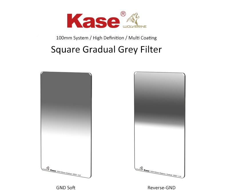Kase Wolverine filter Gradual Grey