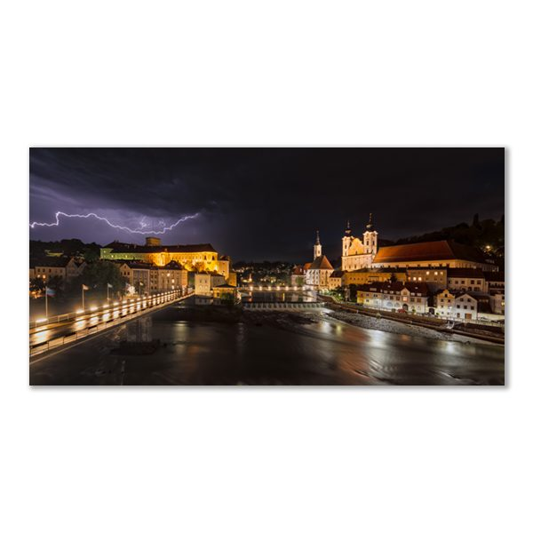 Steyr under the lightning