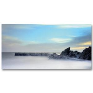 Le ponton de St Marc sur Mer par Yvon HAZE