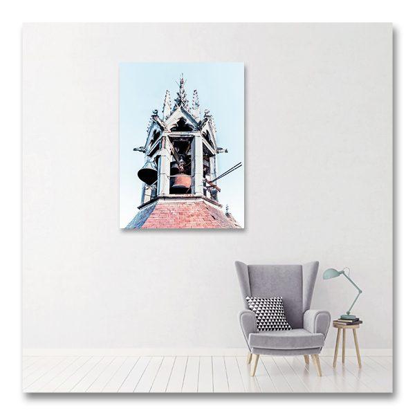 Le Clocher de Notre-Dame de Laon par Yvon HAZE Laon
