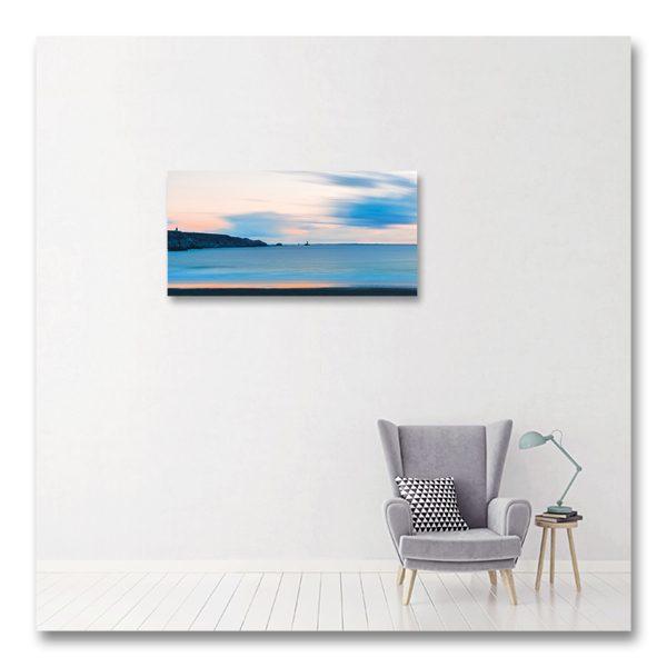 La Baie Flamboyante par Yvon HAZE