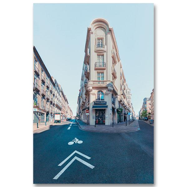 Femmes Secrètes, Un bel exemple d'Architecture Nantaise par Yvon HAZE