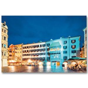 LePetit toit d'or d'Innsbruck par Yvon HAZE