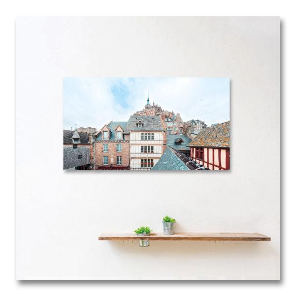 Le Mont St Michel par Yvon HAZE