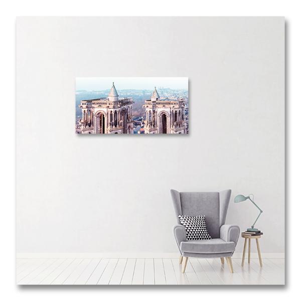 Les Boeufs de la Cathédrale Notre-Dame de Laon par Yvon HAZE